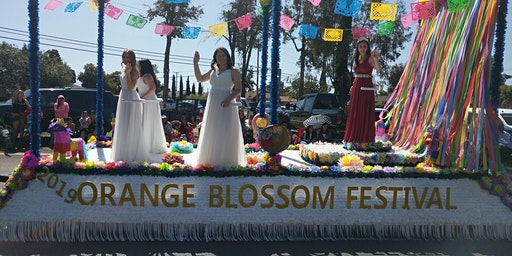 Lindsay Orange Blossom Festival and Parade