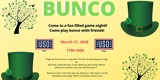 Bunco Game Night