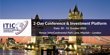 2-Day Conference & Investment Platform 30 - 31 October 2020 tickets
