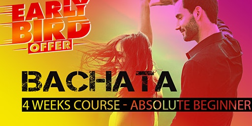 Senual Bachata - Beginners 4 Week Course