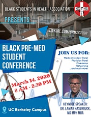 Black Pre-Med Student Conference tickets