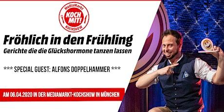 #129: Fröhlich in den Frühling-Gerichte die die Glückshormone tanzen lassen Tickets