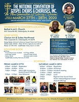 Midwest Regional Conference of the National Convention of Gospel Choirs & Choruses