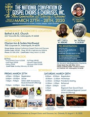 Midwest Regional Conference of the National Convention of Gospel Choirs & Choruses tickets