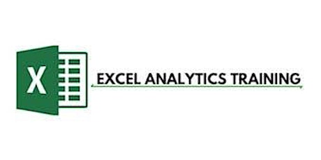Excel Analytics 3 Days Training in Eindhoven tickets