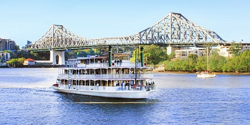 Kookaburra Queen Showboat Cruise – High Tea/Lunch on the Brisbane River