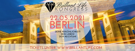 Brillant Life Kongress 4.0 Tickets
