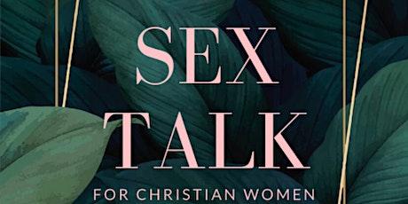 Sex Talk for Christian Women tickets