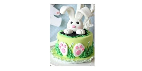 Bunny Cake Decorating Workshop II tickets