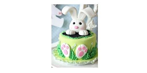 Bunny Cake Decorating Workshop II