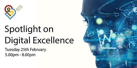 Spotlight on Digital Excellence tickets