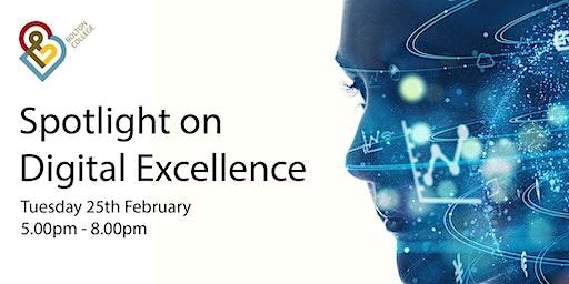 Spotlight on Digital Excellence