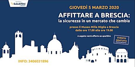 Affittare a Brescia: la sicurezza in un mercato che cambia biglietti