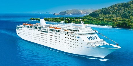 P&O Cruise Hospitality and Tourism (August 5-8) tickets