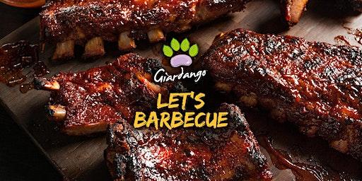 """Corso di cucna a barbecue """"Let's Barbecue""""."""