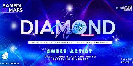 Diamond  Night 4th Edition tickets