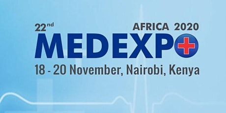 22nd Medexpo Kenya 2020 tickets
