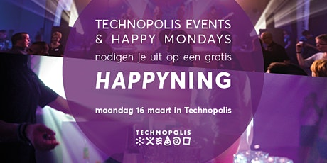 Happyning tickets