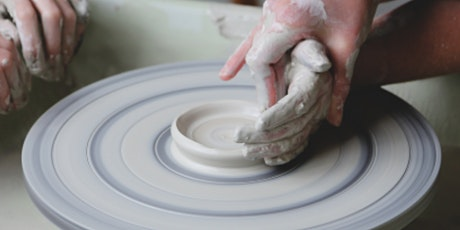 Ceramics Private Lesson on the Wheel with Amanda Cotton | 1-2 friends | 2hrs tickets