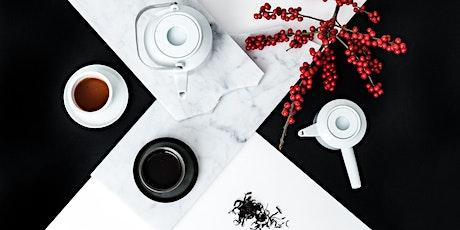 P & T Tea Tasting - Beyond the Leaf Tickets