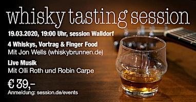 Whisky Tasting session