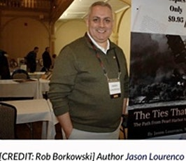Author Jason Lourenco | The Ties That Bind; The Path From Pearl Harbor to 9/11/2001 tickets