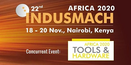 22nd Indusmach Kenya 2020 tickets