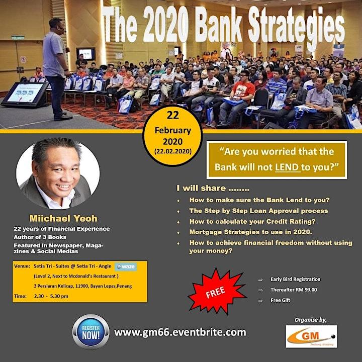 The 2020 Bank Strategies image