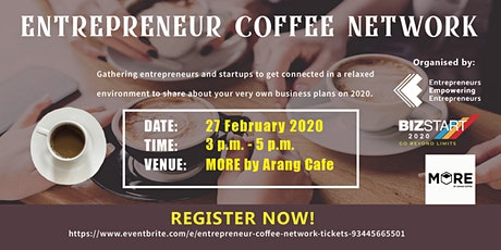 Entrepreneur Coffee Network tickets