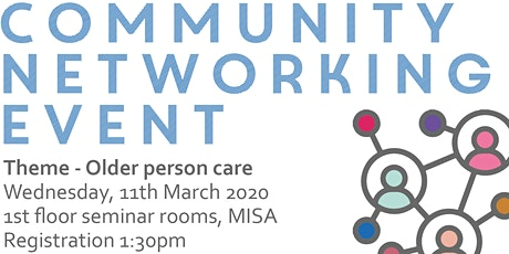 Making Connection : Community Networking Event tickets