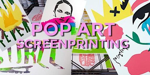 POP ART Screen Printing