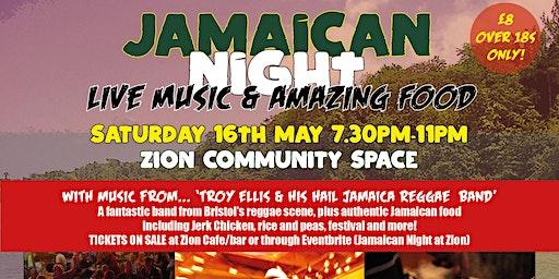 Jamaican Night at Zion