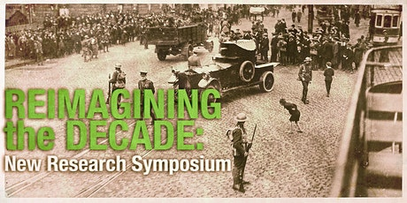 Reimagining the Decade: New Research Symposium tickets