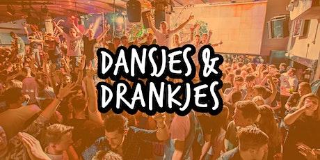 Dansjes & Drankjes 21-3 tickets