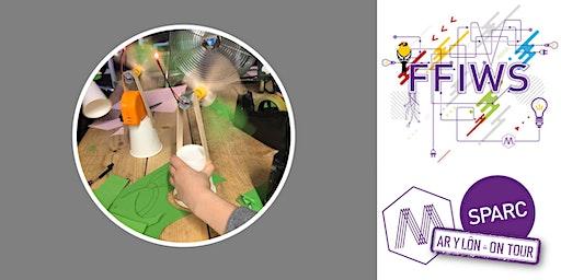 Digwyddiad Gwyddoniaeth i blant / Science Event for kids