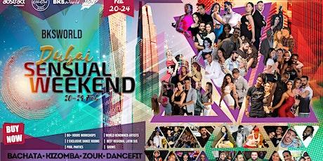 Dubai Sensual Weekend 2020 tickets