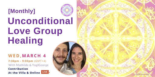 Unconditional Love Group Healing & Meditation
