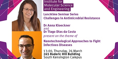 Nano technological Approaches to Fight Infectious Diseases tickets