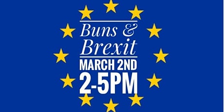 Buns & Brexit at Akva tickets