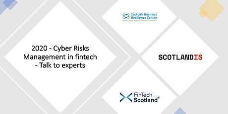 2020 - Cyber Risks Management in fintech - Talk to experts tickets