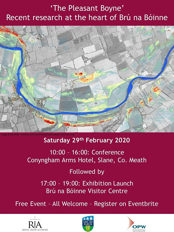 'The Pleasant Boyne' Research Day and Exhibition  image