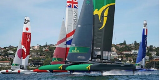 SAIL GP SYDNEY   Friday 28 February