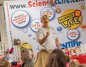 The Electric Magnetic Show- engineers week show for  ages 12-14 years tickets