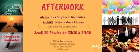AFTERWORK JAM Portage Salarial - Soirée réseau + atelier thématique