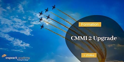 CMMI 2 Upgrade