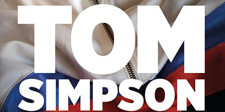 Tom Simpson Talk by the Cycling Writer, Chris Sidwells. tickets