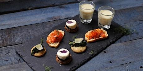 Dublin Cooking Class - Irish Tapas tickets