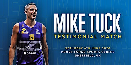 Mike Tuck Testimonial Match tickets