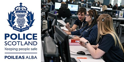 Police Scotland - Part Time Service Advisor Recruitment Evening