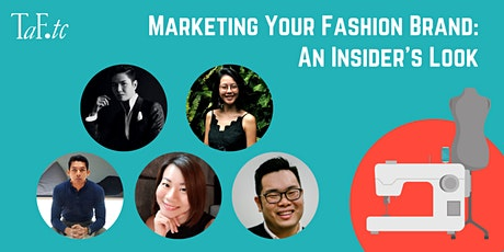 Marketing Your Fashion Brand: An Insider's Look tickets